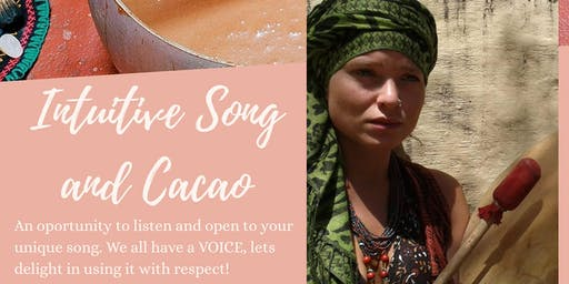 Intuitive Song with Huaira and Cacao Ceremony