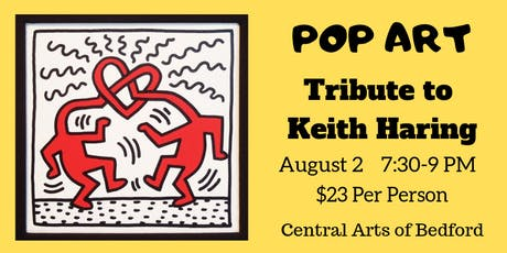 POP ART: Tribute to Keith Haring tickets