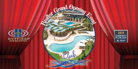 Club Inspiration Grand Opening Realtor Event tickets