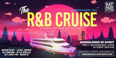 The R and B Cruise tickets