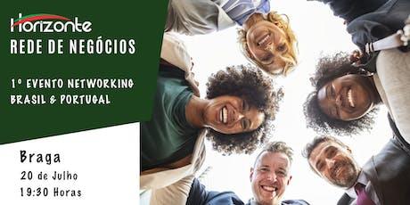 HORIZONTE - REDE DE NEGÓCIOS tickets