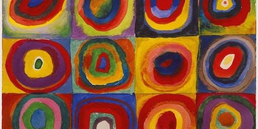 Paint Kandinsky! Manchester, Wednesday 25 September