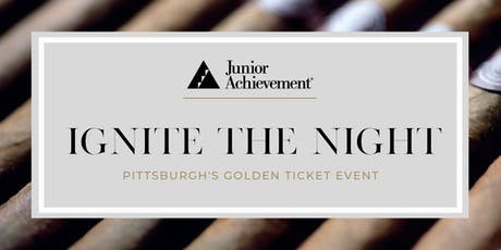 Ignite the Night - Pittsburgh's Golden Ticket Event tickets