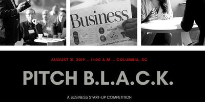 Pitch B.L.A.C.K. Business Start-Up Competition