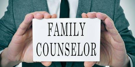 Family & Community Education - Mondays @ 7pm tickets