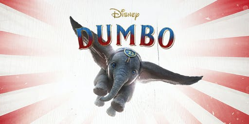 Family Movie Night Showing: Dumbo (New Release)