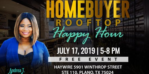 Homebuyer Rooftop Happy Hour