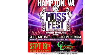 MOSSFEST  2019 SHOWCASE TOUR tickets