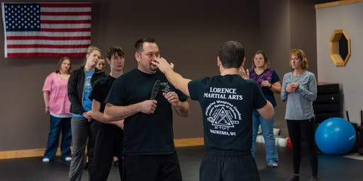 FREE - Self-Defense Workshop & Help The Salvation Army of Waukesha County