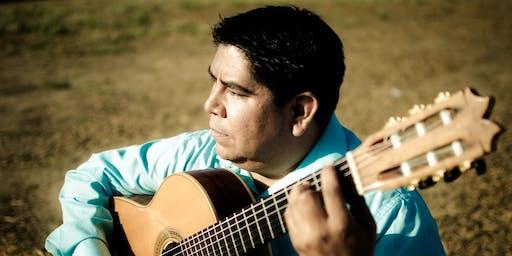 Spanish Guitarist Tony Ybarra in Recital