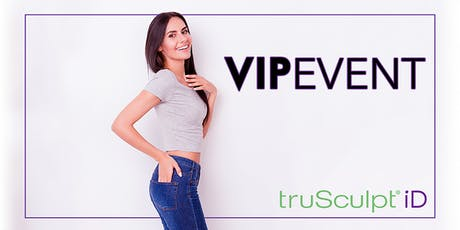 VIP SIP & SCULPT EVENT - You're Invited tickets