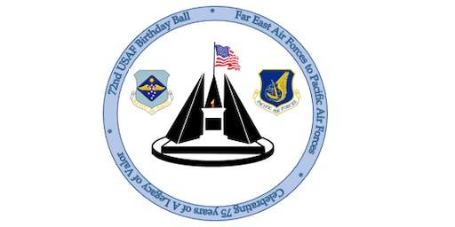 2019 PACAF 72nd Air Force Ball