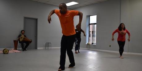 Beginner Afro-Cuban Dance tickets
