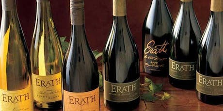 Winery Spotlight Wine Tasting: Erath Winery (Willamette Valley) tickets