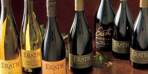 Winery Spotlight Wine Tasting: Erath Winery (Willamette Valley)