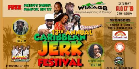 Bridgeport 13th Annual Caribbean Jerk Fest tickets