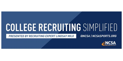 College Sports Recruiting 101 Presented by Recruiting Expert Lindsay Milo