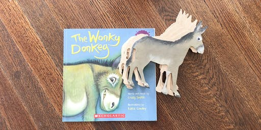 MOM+ME: Story and Craft - The Wonky Donkey