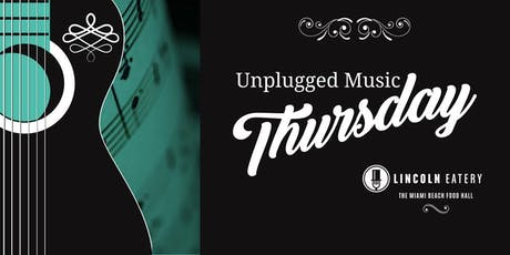 Unplugged Music Thursdays tickets