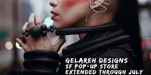 Pre-Playa Future Fashion Pop-Up Store feat. Gelareh Designs