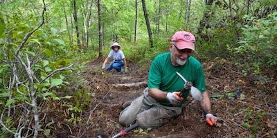 Trailblazers Volunteer Workday