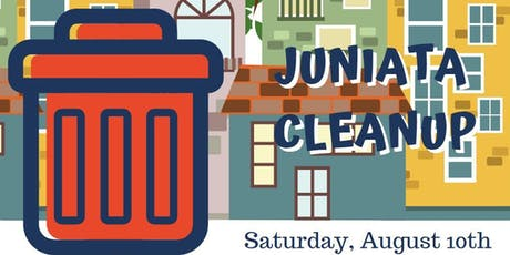 Juniata Community Litter Cleanup tickets