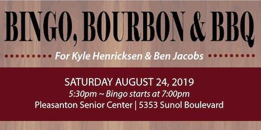 BINGO, BOURBON & BBQ