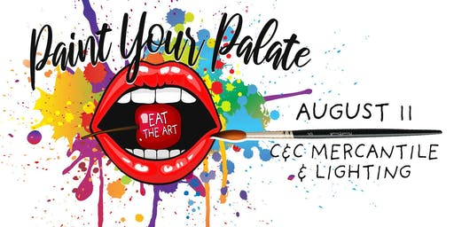 Paint Your Palate 8:00 pm