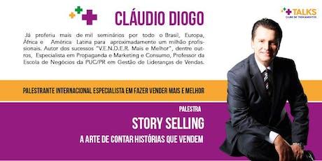 PALESTRA STORY SELLING: A arte de contar histórias que vendem ingressos