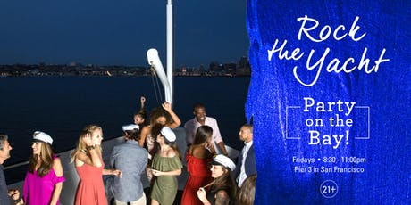 Rock the Yacht Party Cruise tickets