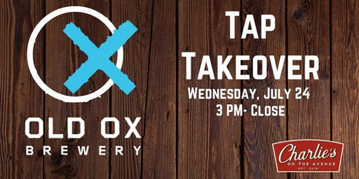 Old Ox Brewery Tap Takeover