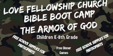 Vacation Bible School PreK3 - 8th Grade tickets