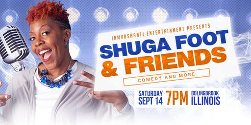Shuga Foot and Friends