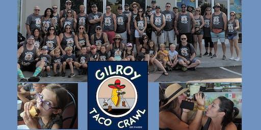 8th Annual Gilroy Taco Crawl