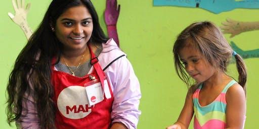 Magic & Yoga| Volunteer with the MAH