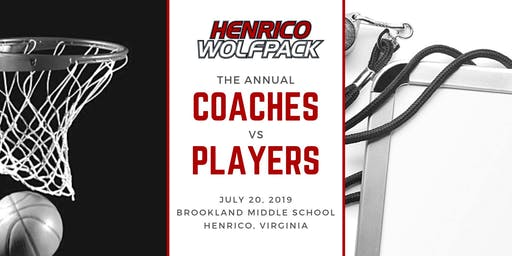 2019 Coaches vs Players Game