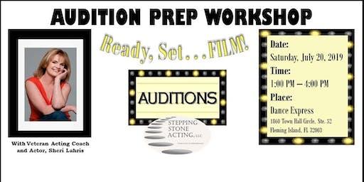 Audition Prep Workshop