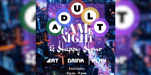 Bailey & Co. Adult Game Night