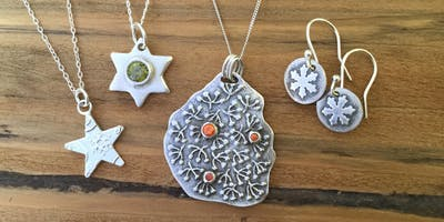 Christmas Gifts in Silver Clay with Grainne Reynolds