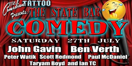 The State Bar Comedy tickets