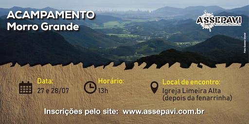 Trekking no Morro Grande