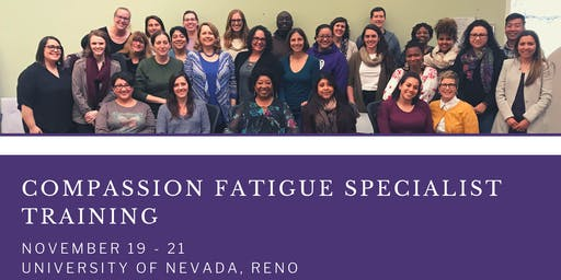 Compassion Fatigue Specialist Training