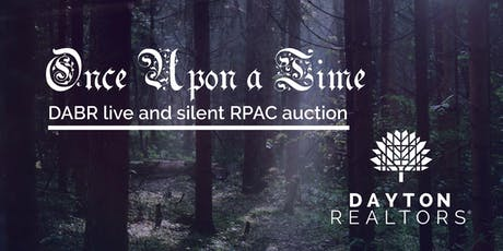 Once Upon a Time RPAC Auction 2019 tickets
