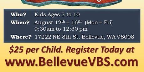 Summer Camp By Bellevue VBS tickets