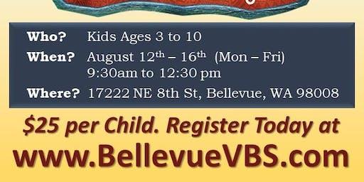 Summer Camp By Bellevue VBS