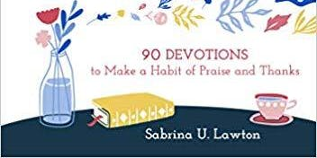 EACH DAY A GIFT w/ Sabrina Lawton + ENTER TO WIN a copy of her book!