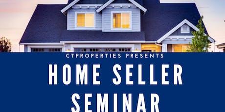 CTproperties Home Seller Seminar tickets