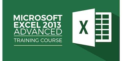 Excel 2013 Advanced - Classroom Workshop