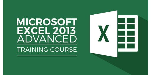 Microsoft Excel 2013 Advanced (ONLINE COURSE)