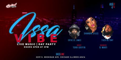 Issa Vibe (Live Music and Day Party) tickets